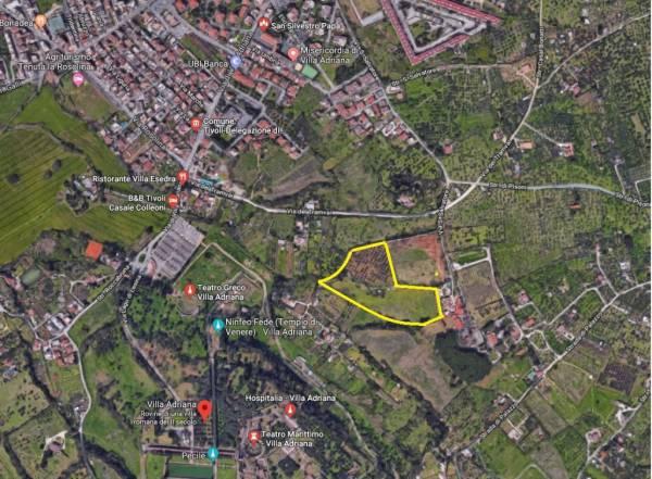 Terreno in vendita a Tivoli-Villa-Adriana - via-san-salvatore. Foto 37 di 45