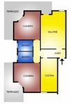 Appartamento in vendita a CAMPAGNANO DI ROMA su Via Giovanni Amendola foto 1 di 12