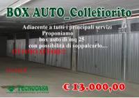 Box-garage in vendita a GUIDONIA - COLLEFIORITO su  foto 1 di 2